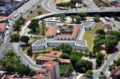 """Forte de 5 Pontas"" #Recife. Estado de Pernambuco, Brasil."