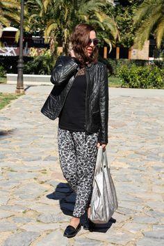 Pantalón a Flores | Trapos | Blog Moda Belleza Valencia #kissmylook