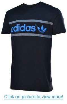 Adidas Originals Men's Heritage Logo T-Shirt