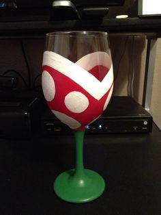 wine glasses by Angela