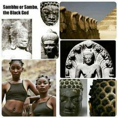We know now bitches! Asian History, African American History, Black Buddha, Black Planet, African Royalty, Black History Facts, Ancient Mysteries, My Black Is Beautiful, African Culture
