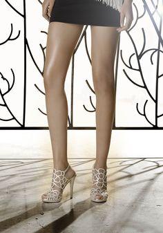 Lasciati tentare dal nuovo sandalo Albano! Un effetto tattoo da indossare e rendere unico il tuo outfit!
