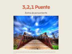 3,2,1 Puente