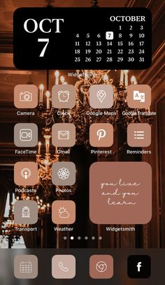 Want a home screen that looks like this? Check out SOSO Branding on Etsy (etsy.com/shop/sosobranding) for app covers to customize your home screen and make it aesthetically pleasing!   iPhone home screen ideas | Home screen inspo | Aesthetic home screen inspiration | Widgetsmith Shortcuts app | Aesthetic home screen inspo | iOS 14 widget photos | iOS 14 app covers | iOS 14 app icons Tinder Tips, Shortcut Icon, Any App, Baby Footprints, App Covers, Open App, Brown Aesthetic, Iphone App, Layout Inspiration