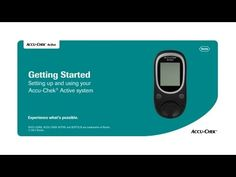 How To Use The Accu-Chek® Active Blood Glucose Meter System