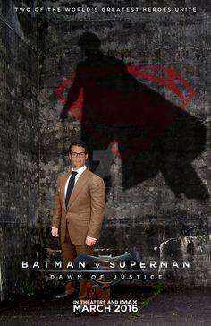 Batman v. Superman, Dawn of Justice