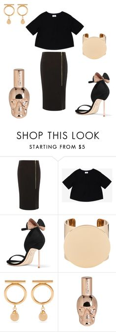 """Work style"" by lanaginta ❤ liked on Polyvore featuring Dorothy Perkins, Sophia Webster, Givenchy and Isabel Marant"
