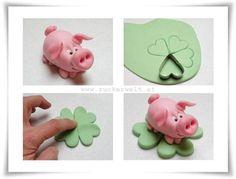 Little Piggie - ZUCKERWELT: Glücksschwein