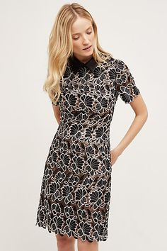 Appenzell Dress by Mikael Aghal - anthropologie.com