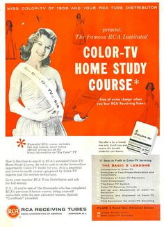 Radio Electronics July 1956-ad1 by Whiskeygonebad, via Flickr