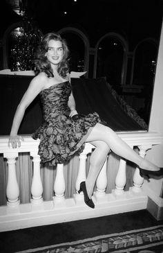 In Photos: Brooke Shields' Iconic Style  - HarpersBAZAAR.com