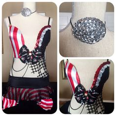 Pirate Plunge Bra/Costume / EDC / Halloween by PrfctlyInappropriate on Etsy https://www.etsy.com/listing/274361540/pirate-plunge-bracostume-edc-halloween