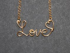 wire necklace pendants - Google Search