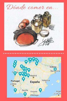 Salimos de viaje y muchas veces tenemos el problema de acertar con el restaurante.  Te invito a unirte a este grupo de Facebook donde intercambiamos nuestras experiencias sobre ese restaurante que tanto te ha gustado. #DONDECOMER Granada, Valencia, Facebook, Movie Posters, Art, Lisbon, Group, Restaurants, Places