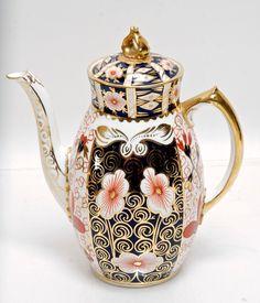 royal crown derby teapot | eBay