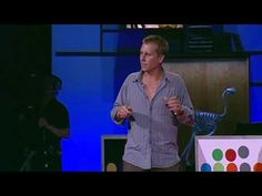 ▶ Beau Lotto: Optical illusions show how we see - YouTube