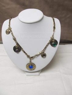 http://www.shopgoodwill.com/auctions/Designs-By-Paula-Gold-Tone-Necklace-20758661.html www.goodwillwny.org #goodwillfinds