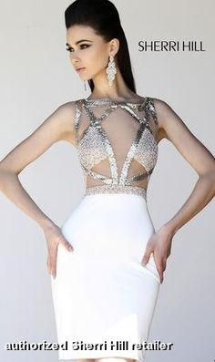 Shop prom dresses and long gowns for prom at Simply Dresses. Floor-length evening dresses, prom gowns, short prom dresses, and long formal dresses for prom. Sherri Hill Short Dresses, Sexy Homecoming Dresses, Sexy Dresses, Beautiful Dresses, Formal Dresses, Dresses 2016, Gorgeous Dress, Formal Prom, Tight Dresses