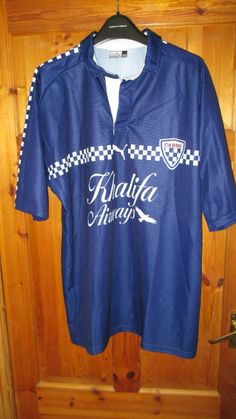 I m selling Puma Union Bordeaux Bègles Home Shirt Mid 00 s - XXL - £15.00   onselz 74414b513