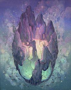 Пастельная вселенная - Все интересное в искусстве и не только.