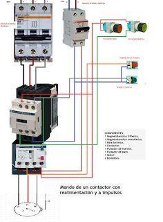 Forward Reverse Three Phase Motor Wiring Diagram