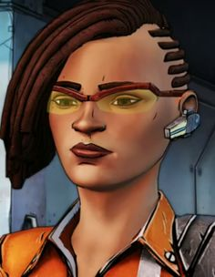 Yvette - Tales from the Borderlands