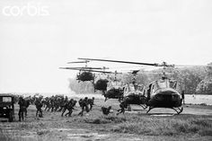 Air cavalry in Vietnam