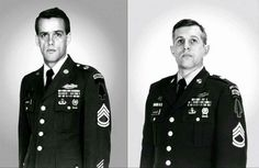23 years ago this afternoon, 33-year-old Gary Gordon (left) and 35-year-old Randy Shughart (right), the Delta Operators who sacrificed their lives to save a downed pilot