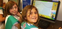 Girl Scouts Revamp Badges to Include More Science and Technology