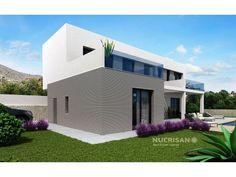 VILLAS EN FINESTRAT Alicante Costa Blanca | 4 Habitaciones | 5WC