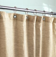 5 Greener Shower Curtain Choices   Apartment Therapy