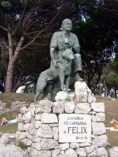 Felix Rodriguez, Famous People, Garden Sculpture, Outdoor, Special People, Bestfriends, Earth, Naturaleza, Animales
