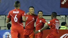 Mira todas las estadísticas de la Selección Peruana a lo largo de la Copa América. (AP)