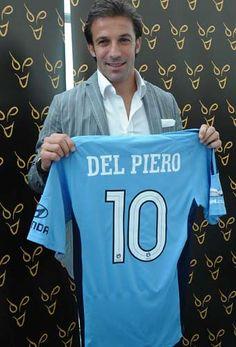 Alessandro Del Piero con la maglia del Sydney. Foto - Foto - Calcio - Notizie , Speciali e Dirette - Virgilio Sport
