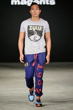 #Menswear #Trends  Magents Fall Winter 2015 Otoño Invierno #Tendencias #Moda hombre - South African Menswear Week 2015  M.F.T.