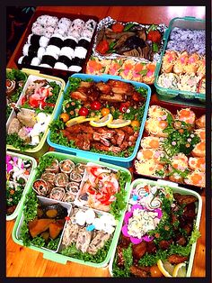 運動会のお弁当★ I Love Food, A Food, Food And Drink, Bento Kids, Bento And Co, Bento Recipes, Peruvian Recipes, Catering Food, Picnic Foods