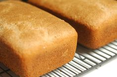 I might try this with non-GMO/organic wheat.  I can eat that!  Traditional Soaked Whole Wheat Bread.