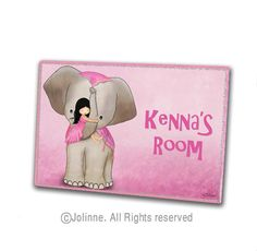 Girls bedroom sign personalized gift for girls girl and by jolinne