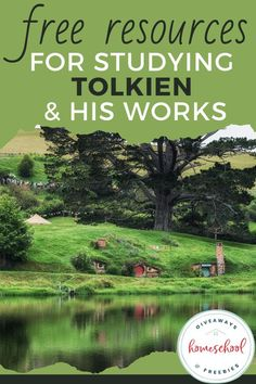 Free Resources for Studying Tolkien & His Works. #studyingTolkien #Tolkiensworks #JRRTolkienresources Middle English, Old English, Green Knight, Fellowship Of The Ring, Red Books, English Literature, Jrr Tolkien, Reading Resources, Education English