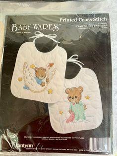 Barn Babies Bibs 2 Bibs Dimensions Needlecrafts Stamped Cross Stitch