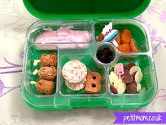 Alphabet Lunches - Letter B (Petit Mom)