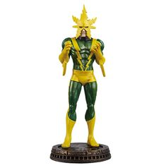 Electro (Black Pawn) | Marvel Chess | Eaglemoss Collections