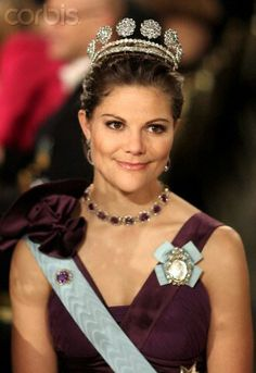 Crown Princess Victoria of Sweden. Her parents adore her. Everybody does. She is true from head to toe.