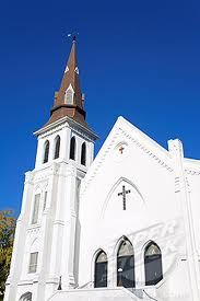 Charleston SC - Emanuel AME church. Our prayers for the victim's families will be constant & continual
