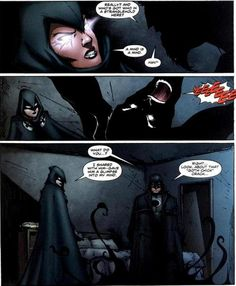 dcdark:    Raven & Midnighter  DC/Wildstorm: Dreamwar #5