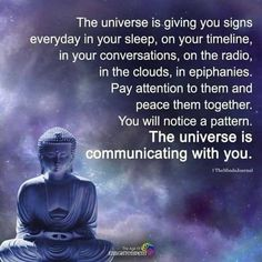 Vibrational Energy Manifestation - The Universe Is Giving You Signs Everyday In Your Sleep - themindsjournal. My long term illness is finally going away, and I think I might have found the love of my life. Funny Inspirational Quotes, Motivational Quotes, Funny Quotes, Lyric Quotes, Humor Gospel, Wisdom Quotes, Life Quotes, Moment Quotes, Career Quotes