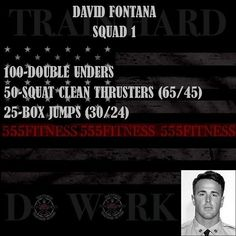 555 Fitness is a Firefighter owned and operated Charity. Our goal is to reduce the leading killer of firefighters cardiac related disease. We do this by providing free workouts nutritional advice and fitness equipment to firefighters in need. Hero Workouts, At Home Workouts, Interval Workouts, Workout Names, Wod Workout, Workout Plans, Workout Routines, Workout Ideas, Wods Crossfit