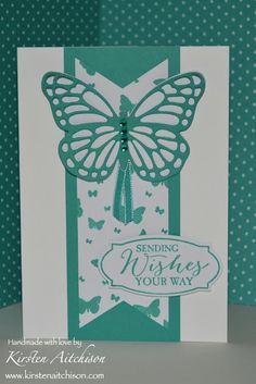 Kirsten Aitchison: Crazy Crafters Blog Hop with special guest - Tracy May