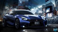 Rumours of the next next-generation Nissan GT-R will turn to hybrid power have been floating around for a few years now, and while nothing is confirmed yet, a hybrid GT-R feels inevitable. With Nissan unveiling their facelifted 2017 GT-R earlier in the year, they can now turn their attention to...