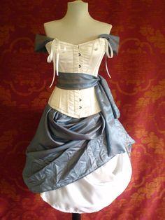 ʂŧɘąɱ ~ Steampunk & Victoriana ~ Alice corset costume